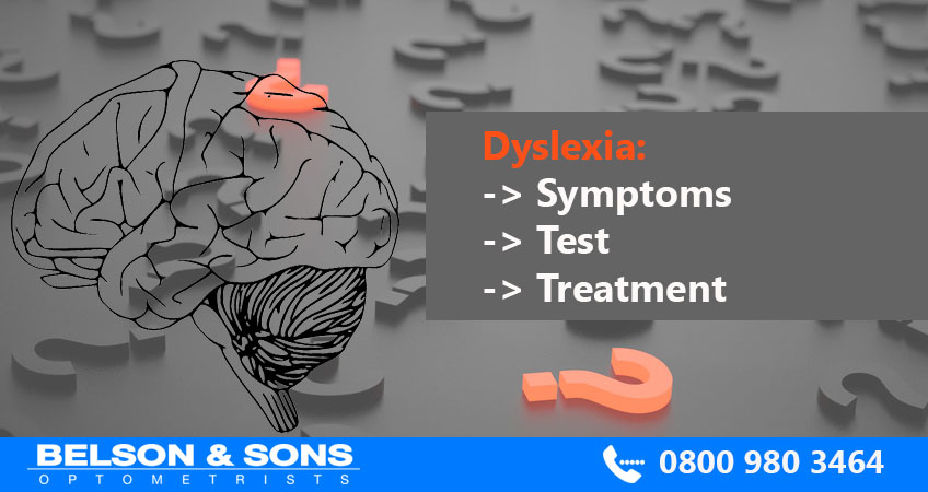 Dyslexia Symptoms and Treatment