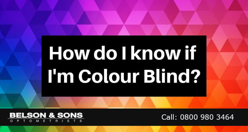 How do I know if I'm Colour Blind? – Colour Blind Test