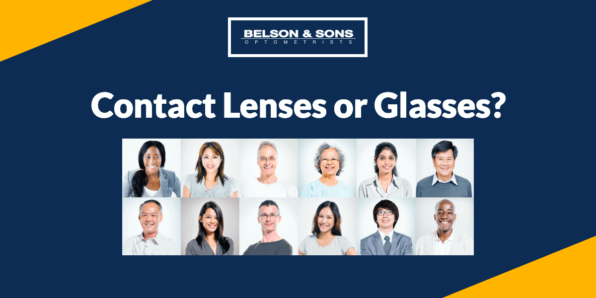Contact Lenses Vs Glasses – Are Contacts Better Than Glasses