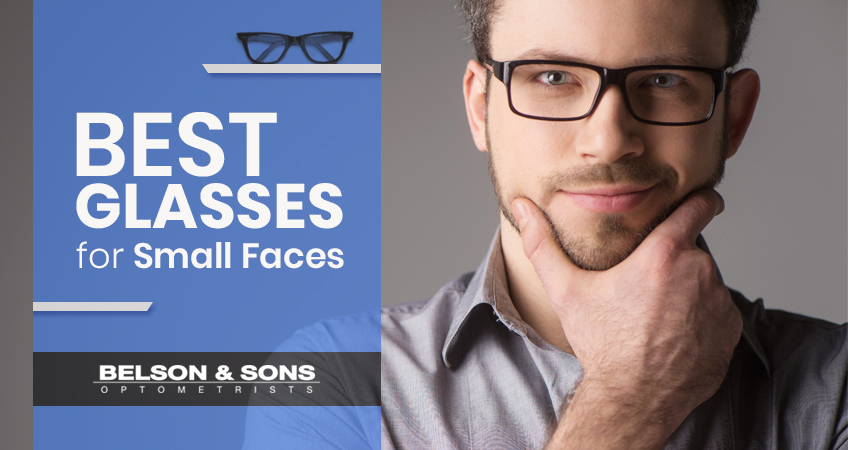 Best Glasses for Small Faces