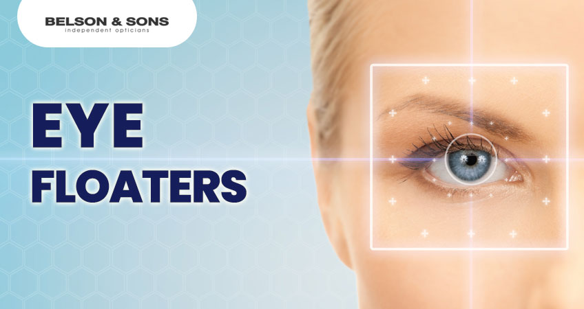 Eye Floaters – Symptoms, Causes and Treatment