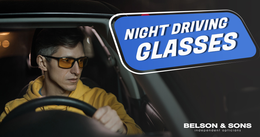Night Driving Glasses: Do They Actually Work?