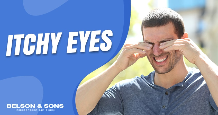 Itchy Eyes: Causes and Treatments