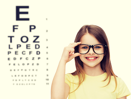 eye test Witham